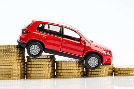 constrution: declining profits in the car trade and automakers.