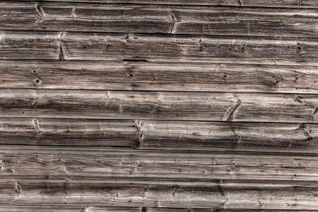 una parete di legno di vecchie tavole costruito. concetto foto hinterg? nde