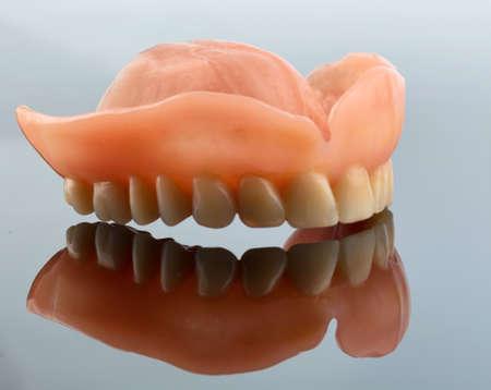 surgery expenses: dentition, symbolfoto for dentures, diagnostics and copayment