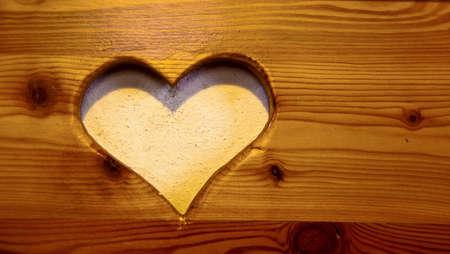 snip: snip heart, symbol of love photo