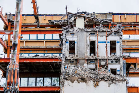 trade off: one older office buildings will be demolished. demolition instead renovation