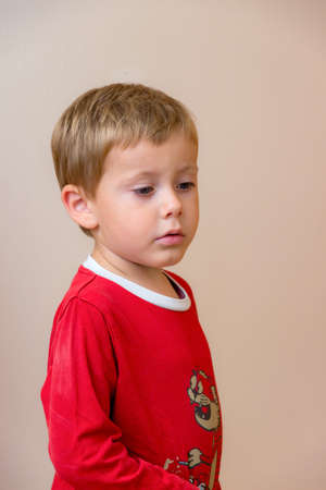 uninterested: a thoughtful child