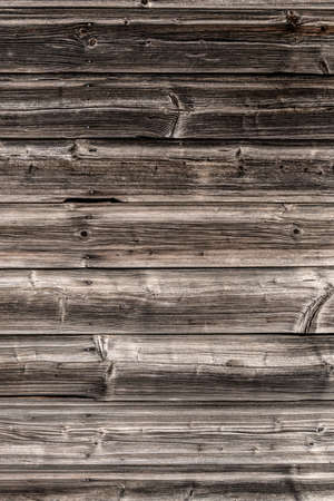 batten: a wooden wall of old boards built. concept photo for hinterg?nde