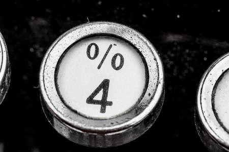 cheaper: percent key