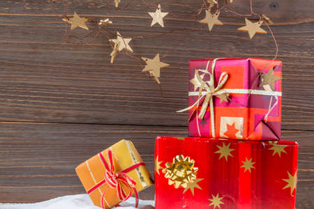 recipient: various gifts for christmas. christmas make the recipient joy.