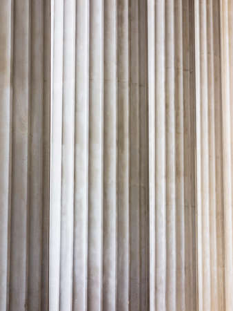 history architecture: columns at the parliament in vienna, symbol photo for architecture, stability, history