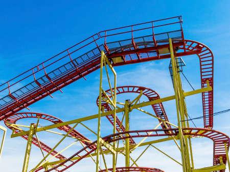 doldrums: ride at a carnival