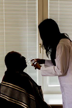 nursing allowance: elderly care in a home