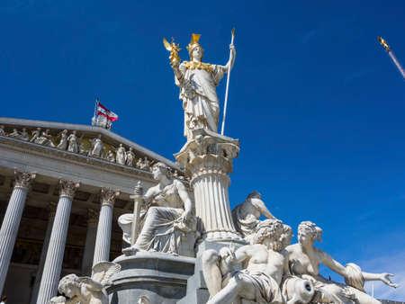 austria, vienna, parliament