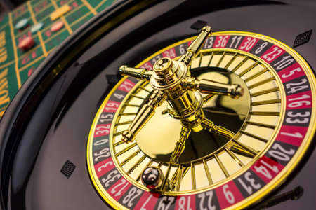 investigated: roulette gambling in the casino