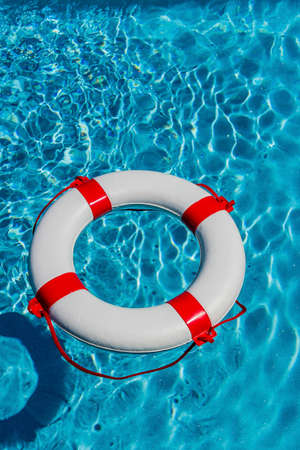 borrowing: lifebuoy in a pool