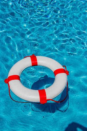 indebtedness: lifebuoy in a pool