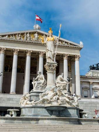 statue austria, vienna