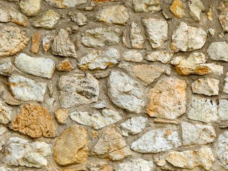 stone wall, natural stones