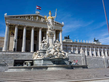 austria, viena, parlamento