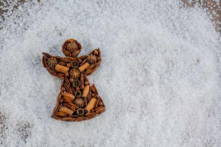 Weihnachtsdekoration Standard-Bild - 91203164