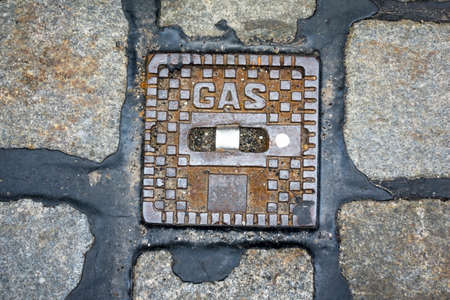 cover for gas line