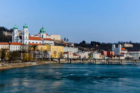 germany, bavaria, passau