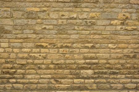 Old, real stone brick wall texture, brick wall background Stock Photo - 124805107