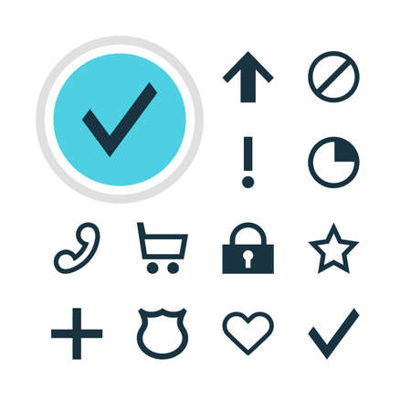 increased: Vector Illustration Of 12 Member Icons. Editable Pack Of Stopwatch, Plus, Conservation And Other Elements.
