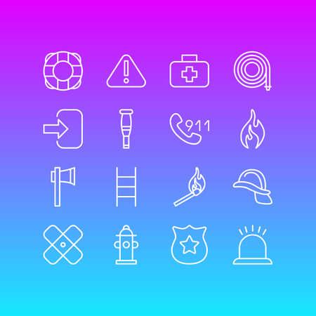 Necessity icon concept.