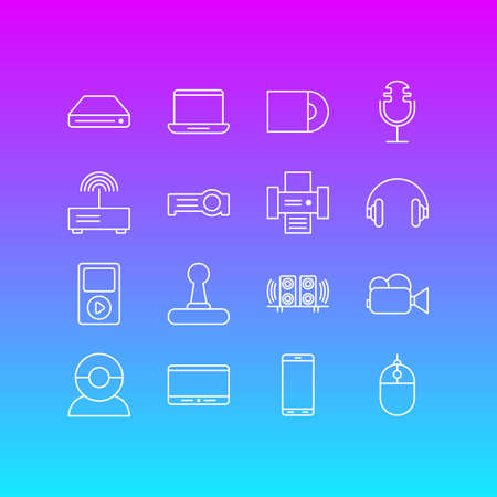 Phone related icons.