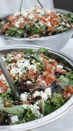 salade Stockfoto