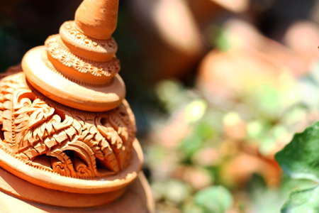ceremic: thai pottery