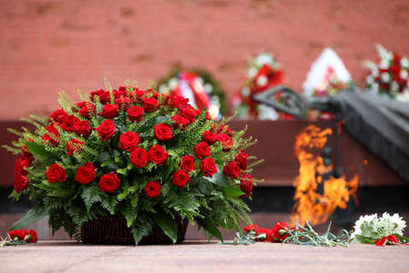 tomb of the unknown soldier: Moscow, Tomb of the Unknown Soldier