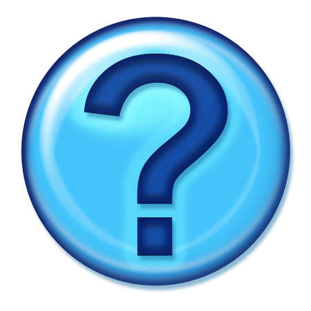 to navigate: Blue question button
