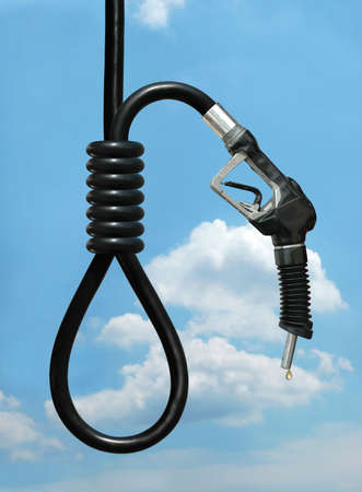 How far will the cost of energy rise? Stock Photo - 491193