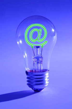 the lumen: Ideas and the Internet: a perfect match Stock Photo