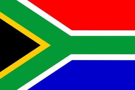 ethnical: South African Flag