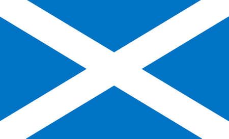 britan: Flag of Scotland