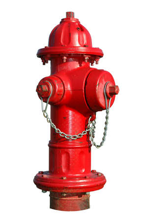 Fire Hydrant with clipping path Stock Photo - 542296
