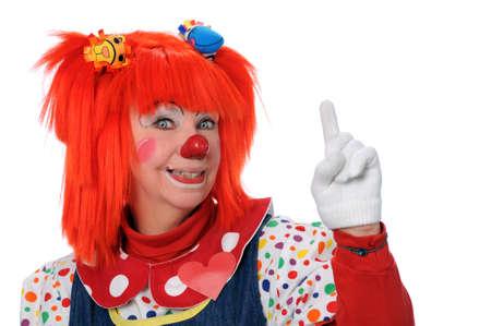 signalering: Clown signalering nummer één