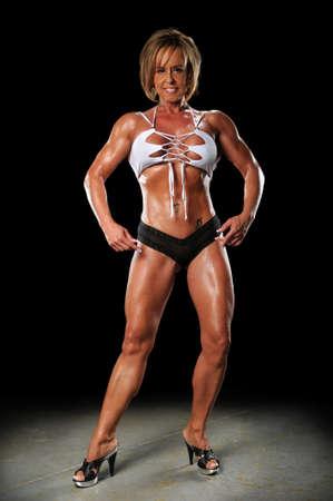 Mature women bodybuilders