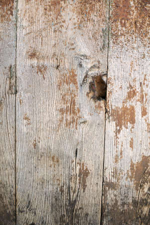 Grunge old wood from a door in Cajabamba Peru photo
