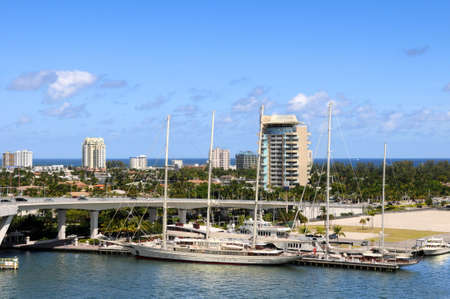 Yachts and boats in Fort Lauderdale photo