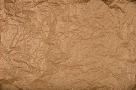 Stropicciata marrone sfondo di carta Archivio Fotografico - 20144350