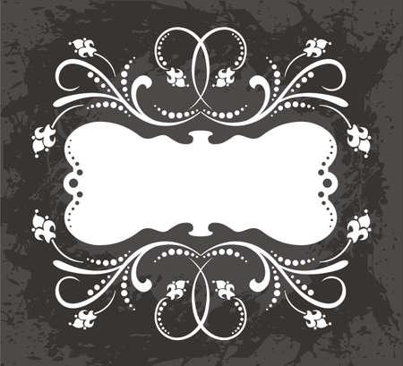 elegant vector: Cornice