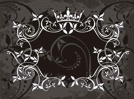crown of light: Frame label