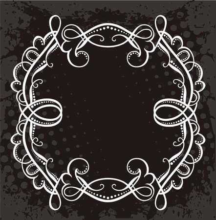 cadre: Frame Illustration