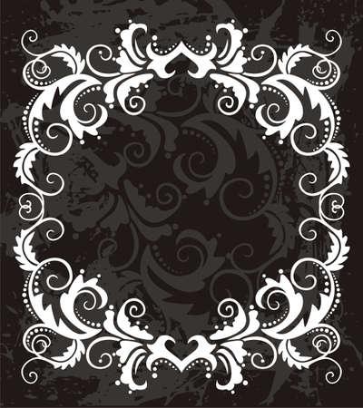vector ornaments: Frame Illustration