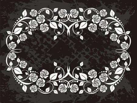 barok ornament: Frame