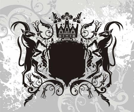 Emblem Stock Vector - 2258090