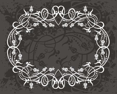 mirror image: Frame Illustration