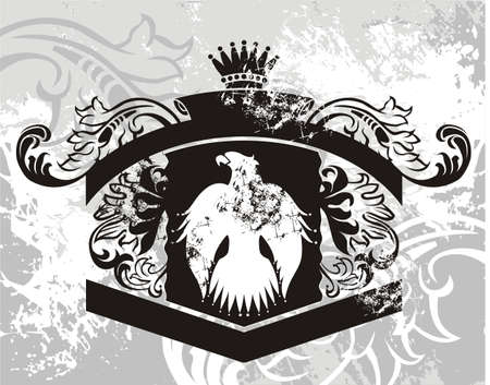 grunge wings: Emblema