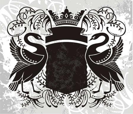 Emblem Stock Vector - 2440613