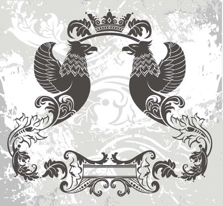 Emblem Stock Vector - 2440617